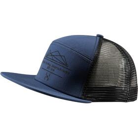 Haglöfs Trucker Cap tarn blue/true black
